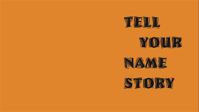 Share Your Name Story 01#