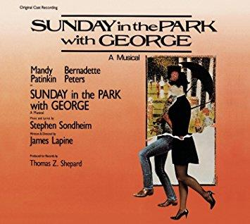 西北雨短心得:星期天和喬治在公園Sunday in the Park with George